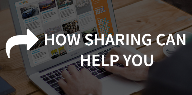 How Sharing Other People's Content Can Benefit You