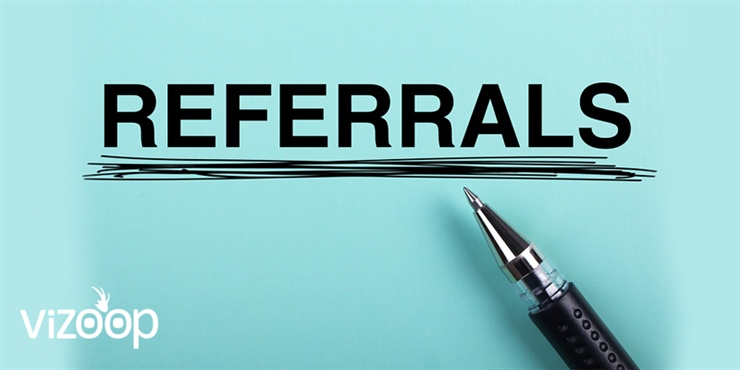 10 EASY WAYS TO GET REFERRALS LIKE CRAZY